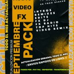Pack Septiembre Audio & Video