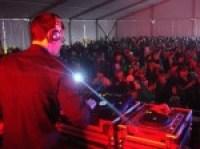 dj maskell performing at shamrockfest 2009 at rfk stadium washington dc concerts nightlife in dc