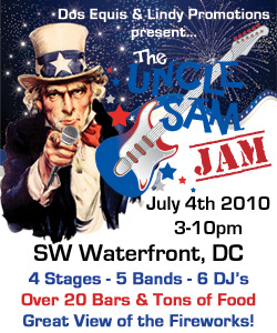 The Uncle Sam Jam