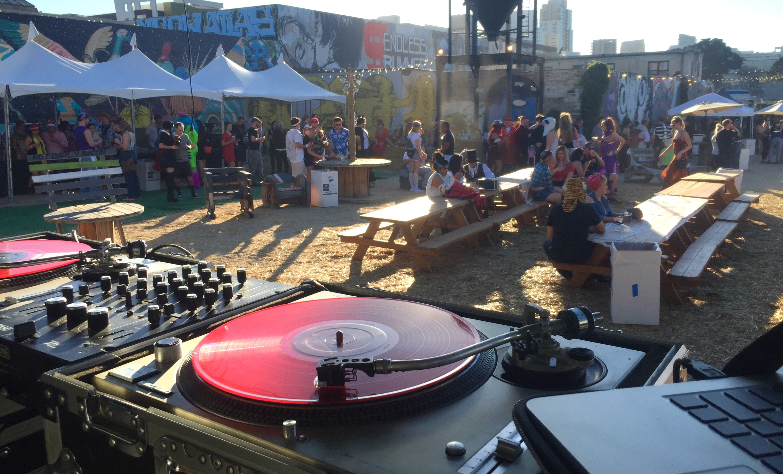 San Diego Electronic Dance Music DJ at Halloween party   San Diego ...