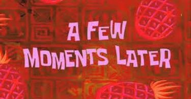 a few moments later mp3