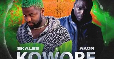 Skales Ft. Akon – Kowope