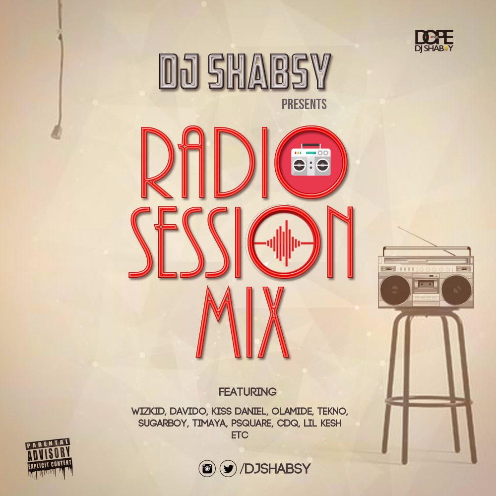 Download DJ Shabsy Radio Session Mix - Djmixtapes com ng