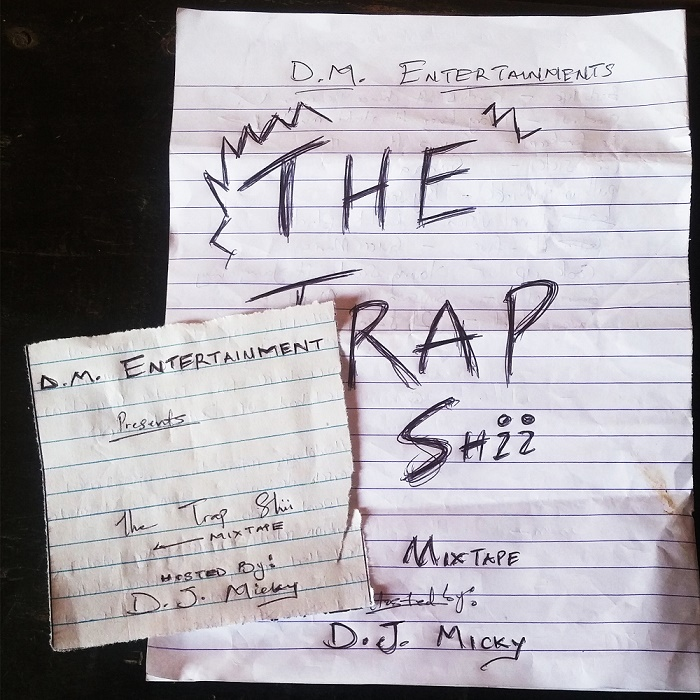 0b3df48d1b27 🔥Download Mixtape  The Trap Shii Mixtape - DJ Micky - DJ Mixtapes