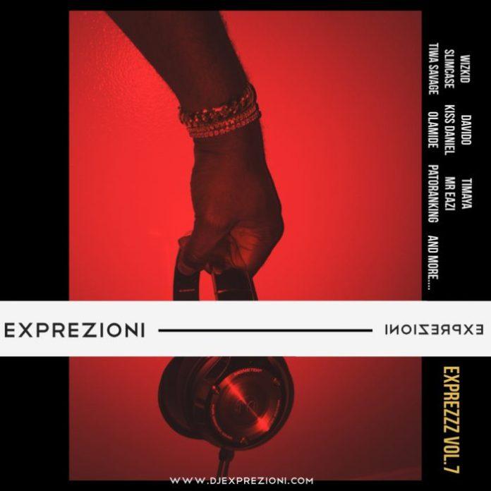 dj exprezioni mixtape 2018