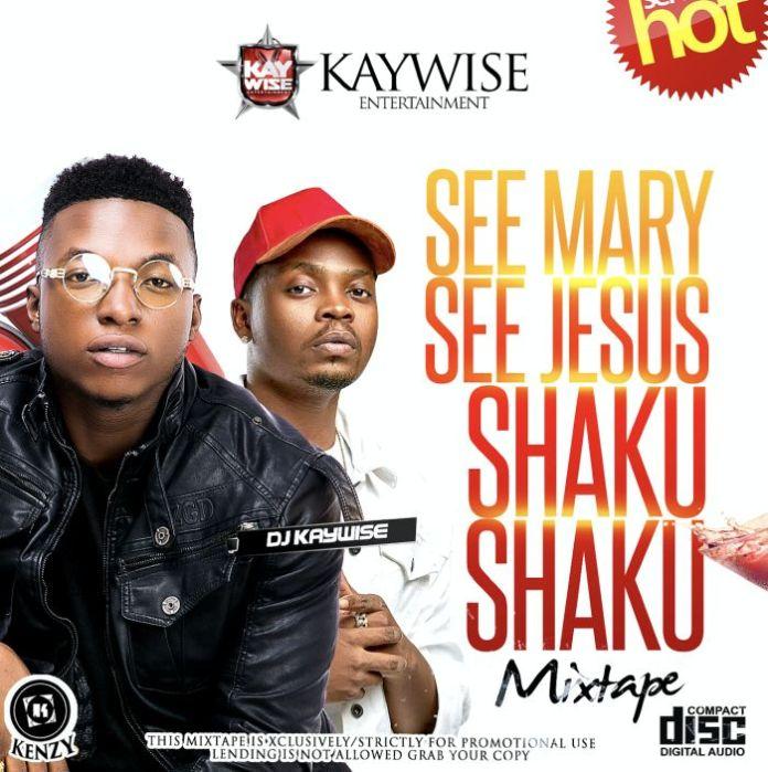 dj kaywise see mary see jesus mixtape