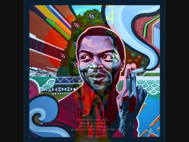 The best of Fela Kuti mix by DJ Ras Sjamaan - DJ Mixtapes