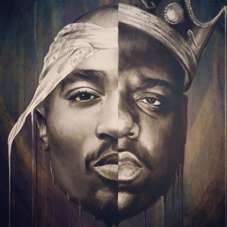 Best Of 2PAC & The Nestorius B I G (BIGGIE) Mixtape | August