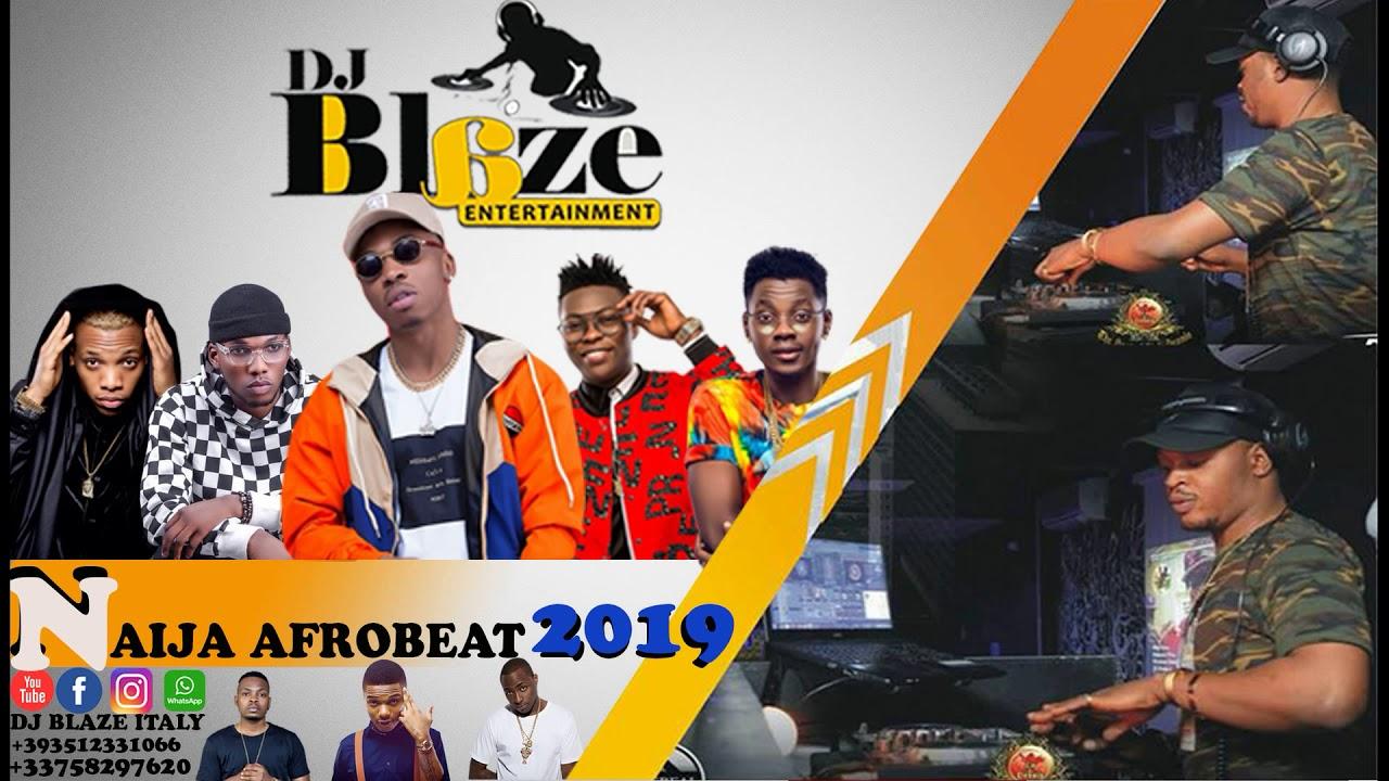 Download Latest DJ Mix 2019 By DJ Blaze Italy - DJ Mixtapes