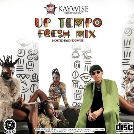 DJ-Kaywise-–-UpTempo-Fresh-Mix-Mp3-Download-Mp3bullet