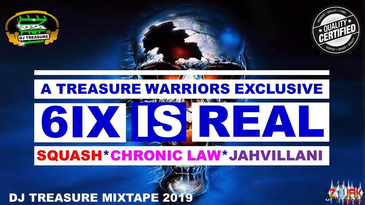 Dancehall Mix] DJ Treasure - Dancehall Mixtape MP3 Download