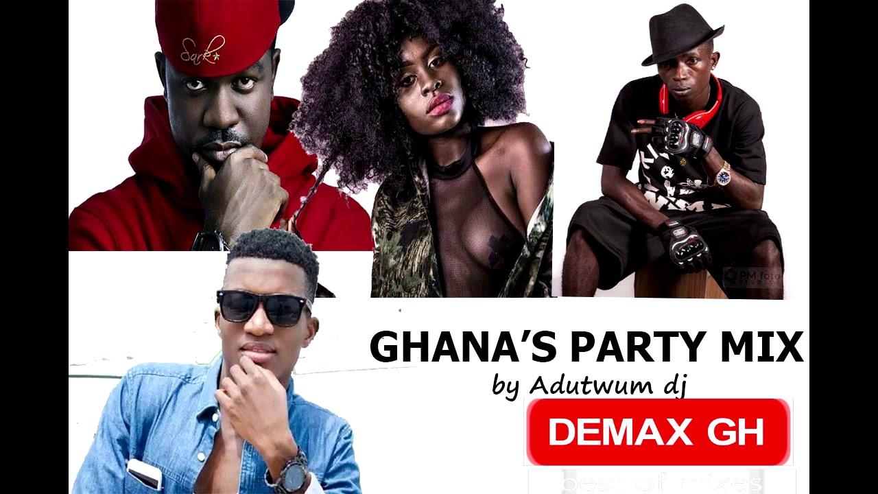 Ghana Party Mix] DJ Adutwum - Ghana Afro Beats Mixtape 2019