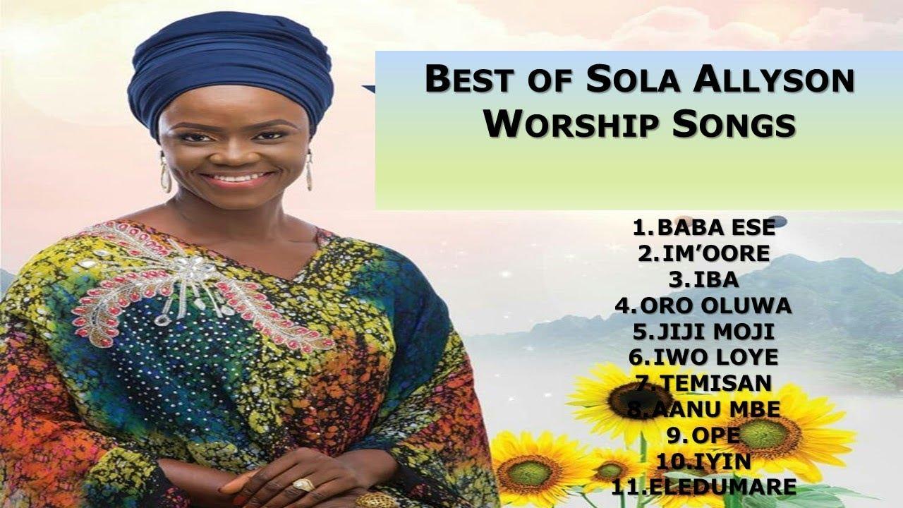 Naija Gospel DJ Mix 2019] Best Of Shola Allyson Songs Free