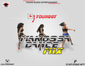 Hot Makossa Dance Non Stop Dj Mixtape (Club Party Songs Mix) - DJ
