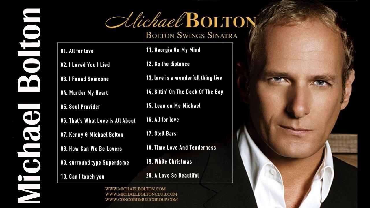 Michael bolton albums mp3 download