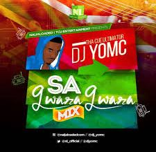 dj yomc south african dj mixtape gwara gwara mix