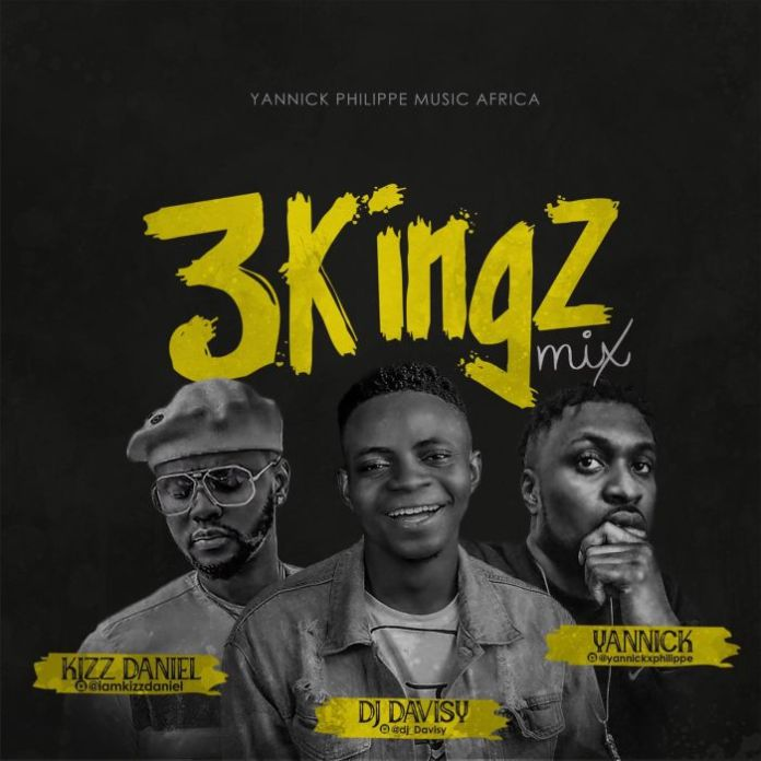 DJ Davisy Three Kings Mixtape 3kingz mix 2019