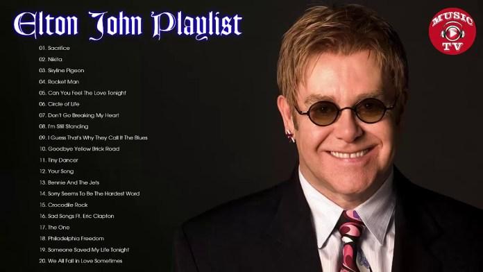 Best Of Elton John Mix...