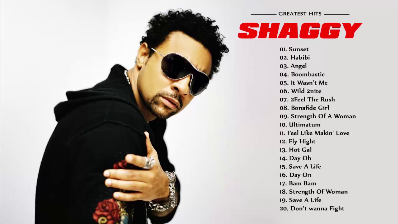 Best Of Shaggy Mix Mp3 Download - Shaggy Mixtape Download