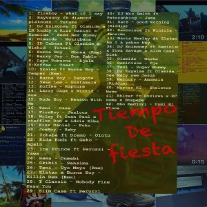 dj enimoney tiempo de fiesta naija mixtape 2019