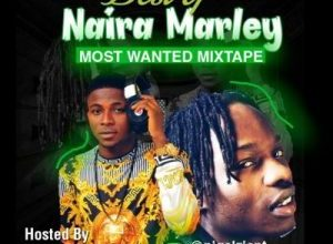 dj salam best of naira marley mix