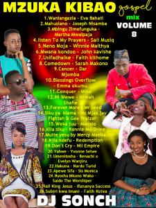Latest Kenyan Gospel Mix Mp3 Download - Mzuka Kibao Gospel