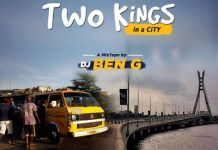 dj ben g two kings in a city mix
