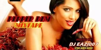 DJ Eazi007 Pepper Dem Mix