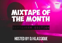 DJ Klassique - Novice2Star Mixtape Of The Month September Edition Download