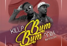 dj kolon killa bum bum mixtape dj mix