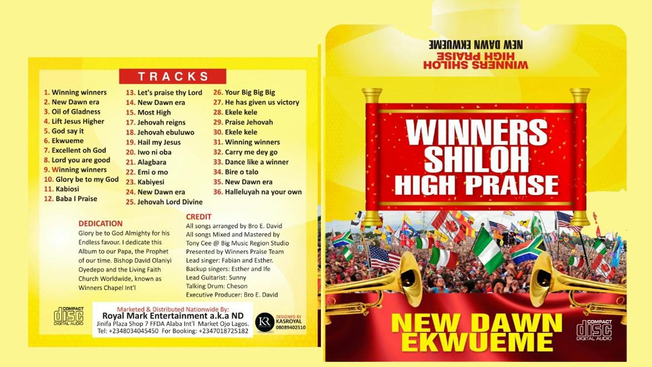 winners high praise mp3 download