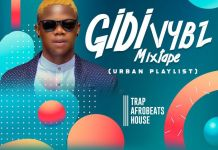 DJ Vibez – Gidi Vybz Mix (Urban Playlist)