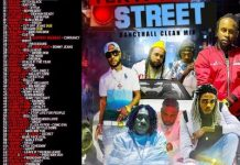 dj roy tek it to the street dancehall clean mix volume 26
