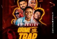 dj davisy grime and trap mixtape