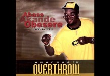 best of obesere fuji mixtape download dj mix mp3, omorapala overthrow part 1
