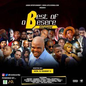dj bammy d best of obesere mixtape mp3 download