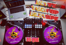 9jaMusicMixtapes Ft DJ Que - Detty Turn Up Mix