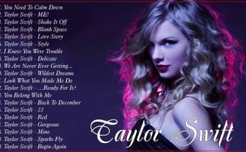 Best Of Taylor Swift Songs DJ Mix Mixtape Download