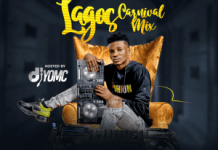 DJ YomC Lagos Carnival Mix 2020 - Download Lagos DJ Mix