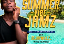 Latest February 2020 DJ Mix Mp3 Download - Deja Willz Summer Vibe Jamz Mixtape