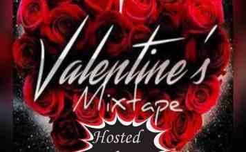 DJ Cent Valentine Mix - Valentine Romantic Mixtape Songs Download