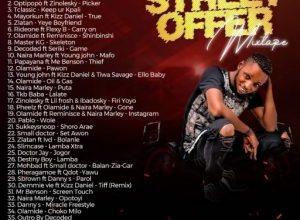DJ Dasquare – Street offer Mixtape 2020 Mp3 Download