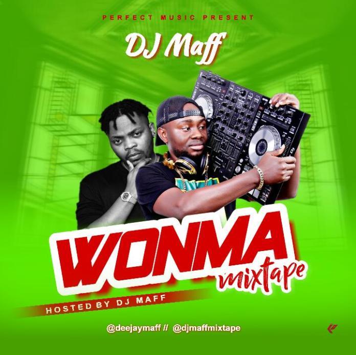 dj maff wonma mix mixtape mp3 download