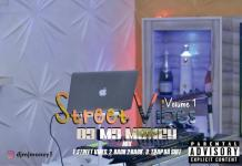 DJ MJ Money Street Vibes Vol 1 Mix - Street Jamz Mixtape Download