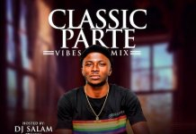 DJ Salam Classic Parte Vibes Mix - Download DJ Salam Latest Mixtape