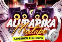 Kingsmen x DJ 4Kerty Alubarika Mix