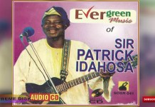 Bini Music Sir Patrick Idahosa Songs Mp3 Download Mixtape DJ Mix