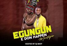 DJ Maff Egungun E Don Happen Mix - Party DJ Mix 2020
