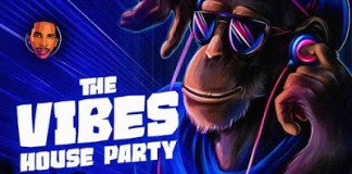 DJ Consequence The Vibes House Party - The Lockdown Mix