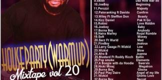 DJ Dot Afrobeat Party Mix Vol 20 - Afrobeat Party Songs Mix 2020